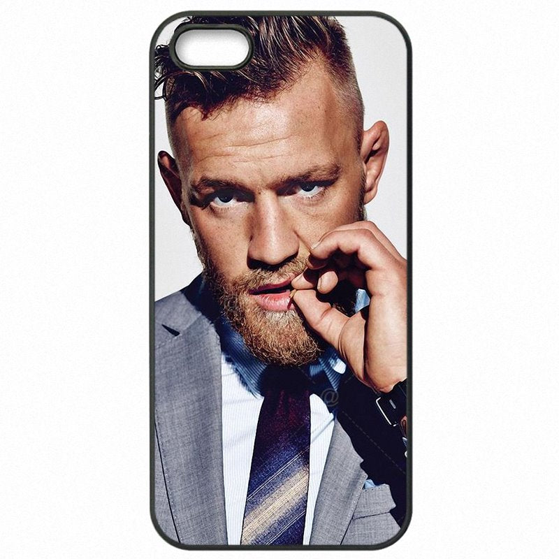 Mobile Pouch Capa For Sony Xperia Z5 Mini harajuku hombre The Notorious Conor McGregor UFC Poster Exclusive For Sony Case