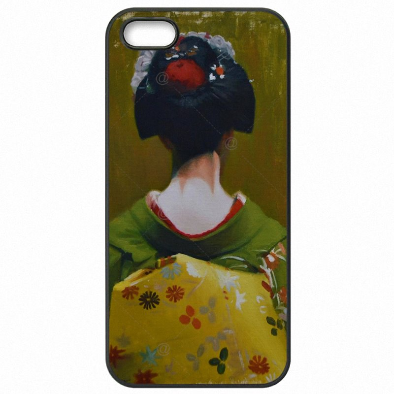 Cell Phone Covers japanese geisha art Beautiful For Galaxy J5 2016 J5100 Very Cheap