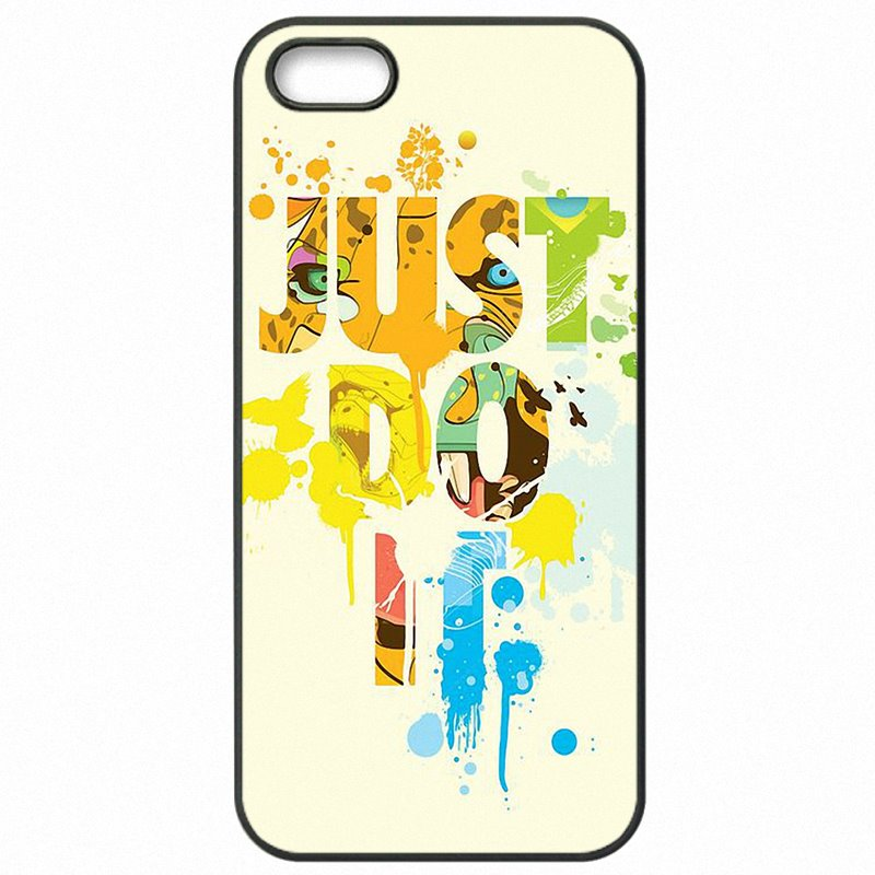 Shop For HTC One M9W just do it Sports Quote Cell Phone Case