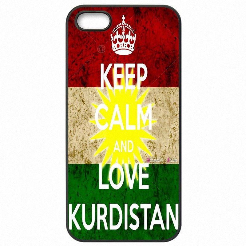 Serve Up keep calm and her biji kurdistan For Sony Xperia M2 D2302 Hard Phone Coque