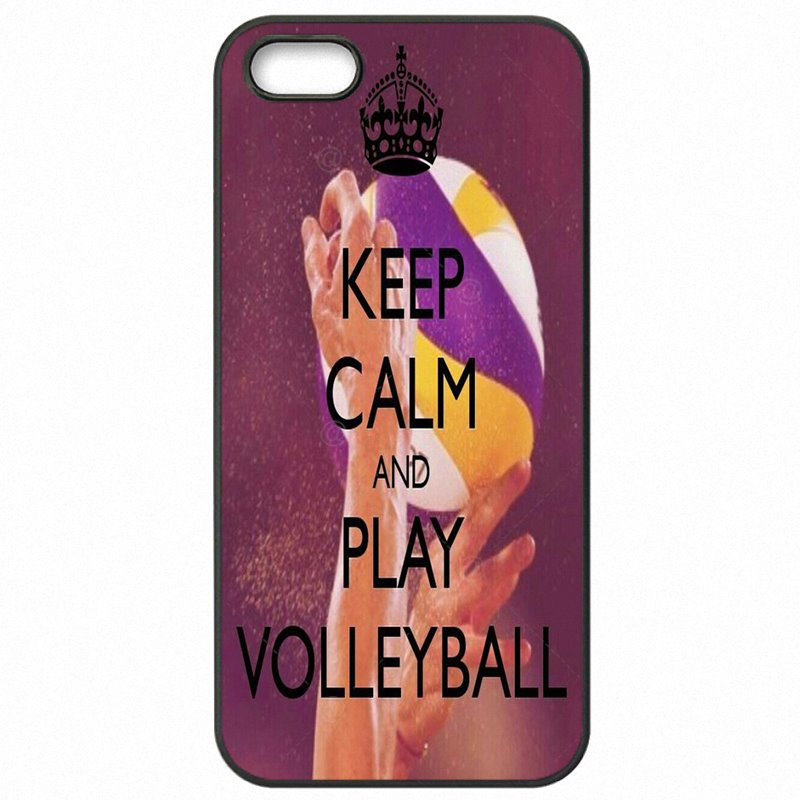 Low Price keep calm and play Love volleyball For Sony Xperia XA F3112 Cell Phone Cover