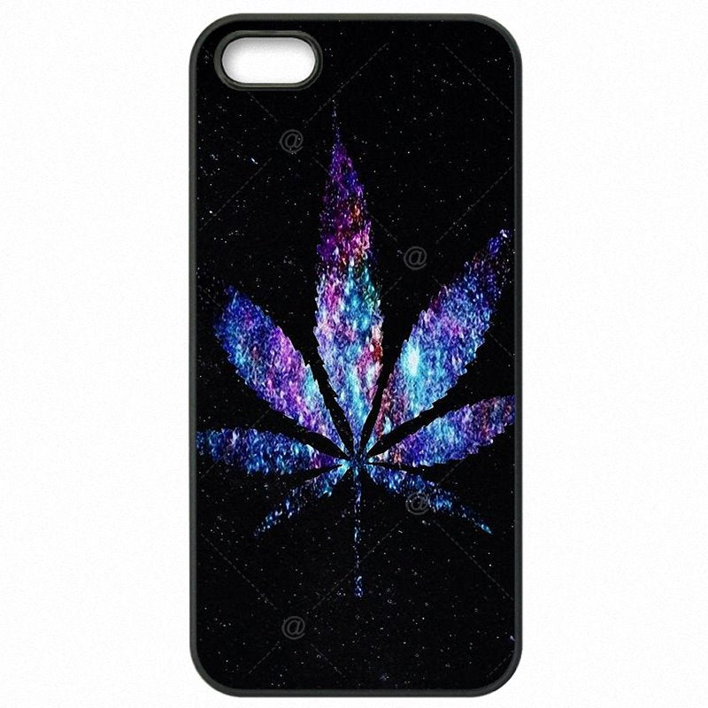 Hard Mobile Phone Cover Skin For Samsung A9 Pro leaf drugs leaves weeds Art Poster Special