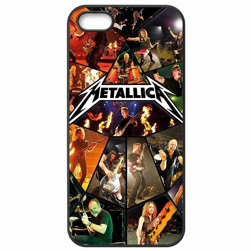 Upcoming For Sony Xperia X F5121 metallica groups heavy metal rock thrash Plastic Phone Shell Case