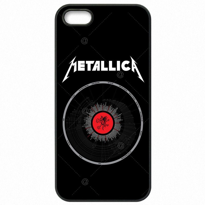 Mobile Phone Covers Case metallica heavy Metal Rock Punk thrash Poster For Huawei Honor 4X Large