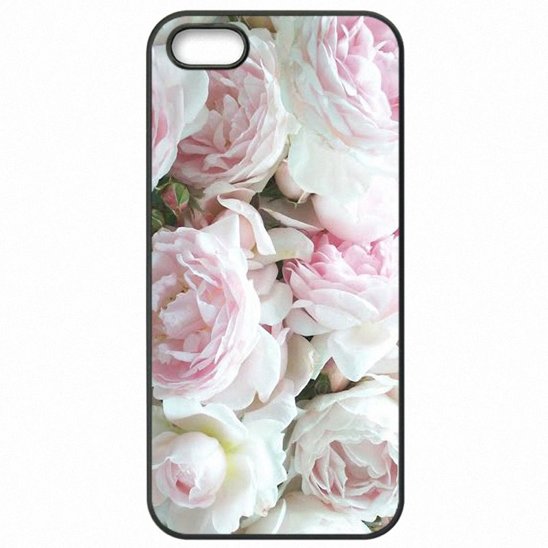 Factory pink roses flower Art Pint Pattern For Huawei P9 Lite Accessories Pouches Covers