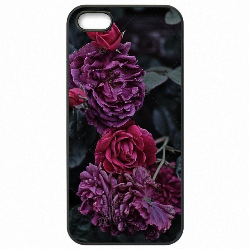 Original For Galaxy S5 Active purple Summer lavender peonies Poster Accessories Pouches Cases Cover