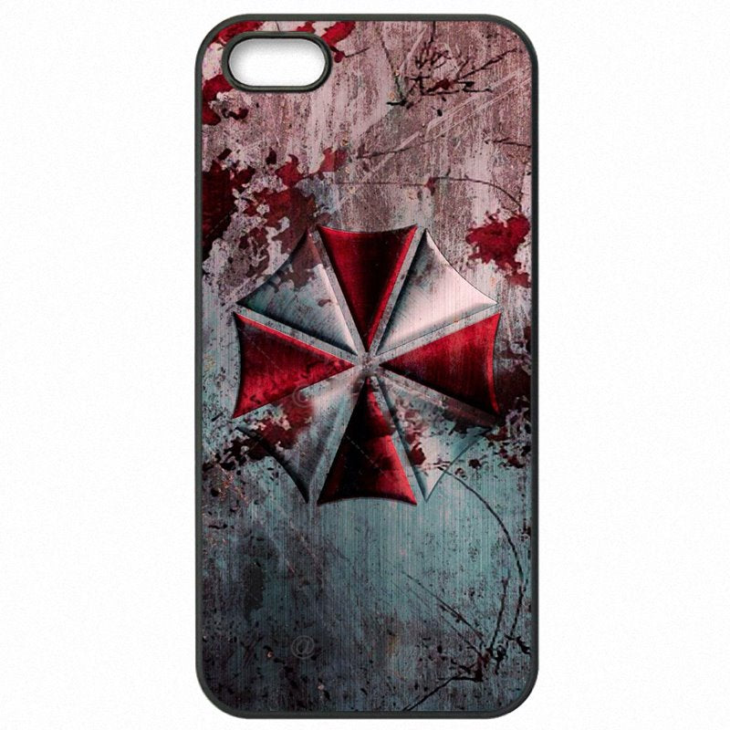 For Adults resident evil umbrella Alice corporatio Logo For Galaxy S5 Active G870A Accessories Phone Fundas