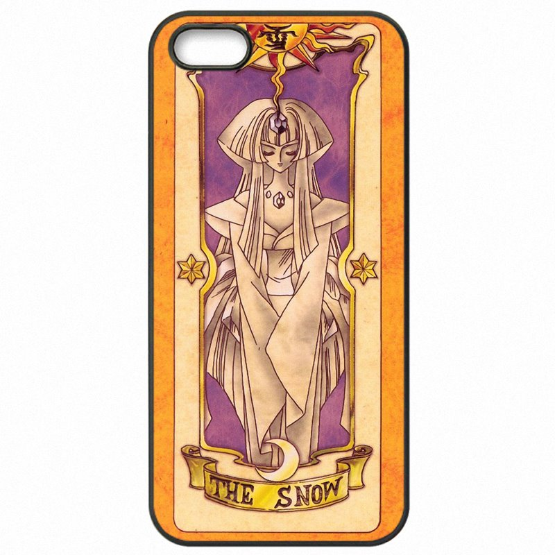 Protector Phone Coque For Xiaomi Redmi 3 5 inch sakura card captor cardcaptor The Voice Card Choose