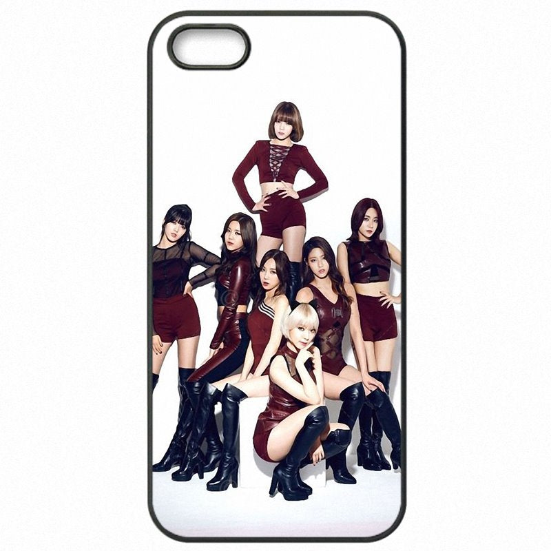 Cell Phone Skin Case For Xiaomi Redmi 2 seol hyun kpop aoa sexy girl Ace Of Angels Charming