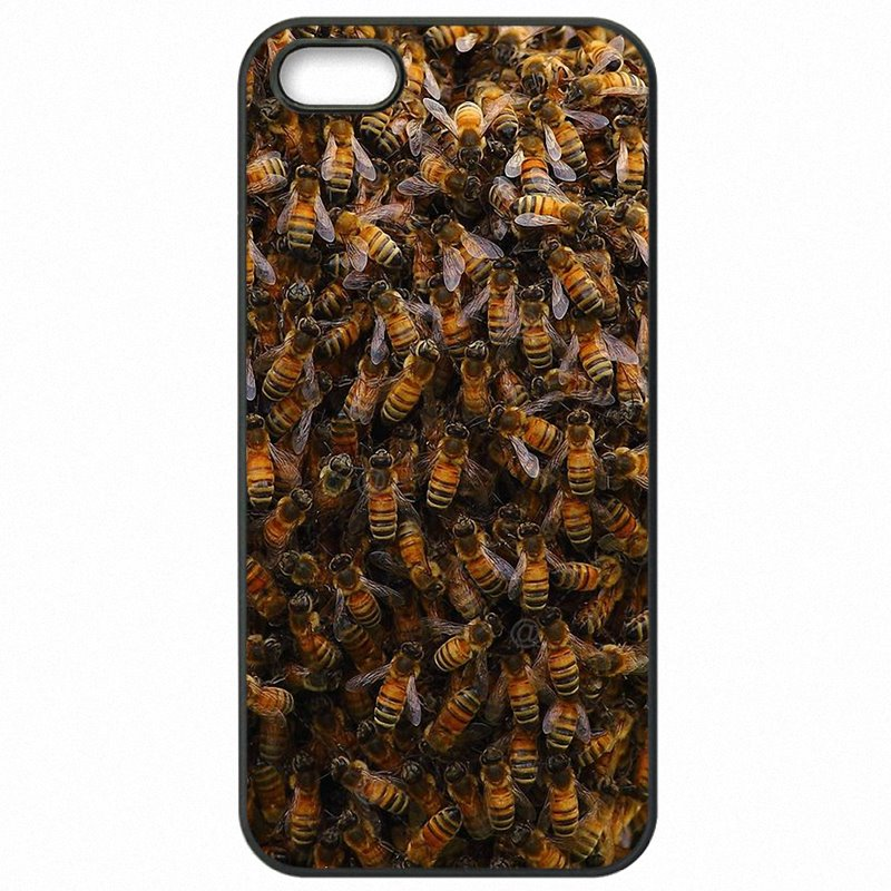 Freshly For Galaxy J2 Pro 2016 small little Bee Bees Art Poster Hard Phone Cases Cover