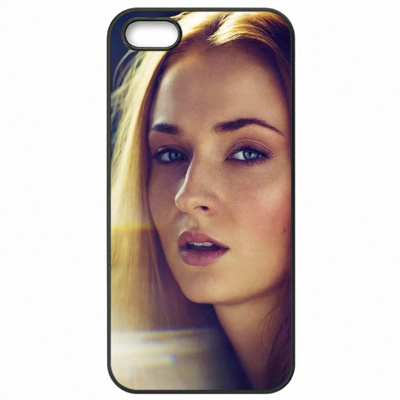 Quick For Galaxy Note Edge N9150 sophie turner British actor Accessories Phone Skin