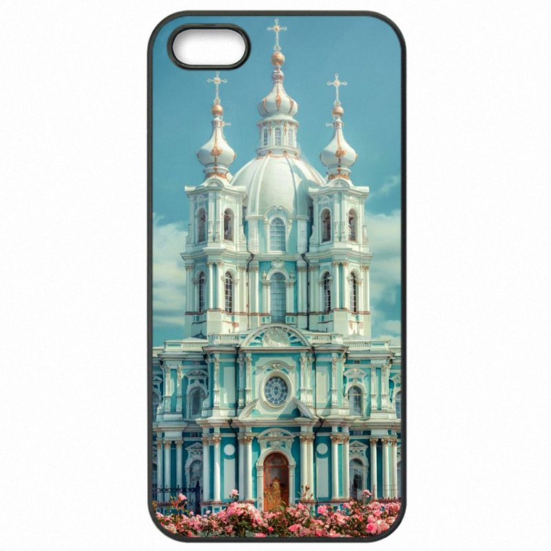 Large For Galaxy J7 Prime G610DD st petersburg smolny convent Russia Cell Phone Bags