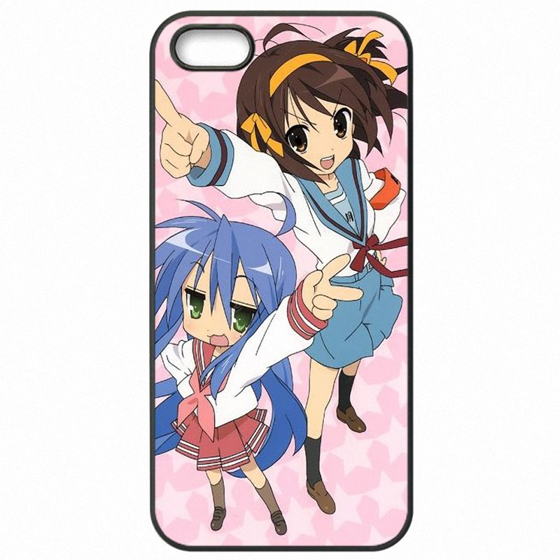 Mobile Pouch Cases Cover For Galaxy S5 Active suzumiya haruhi no yuuutsu Japanese Anime Magasin