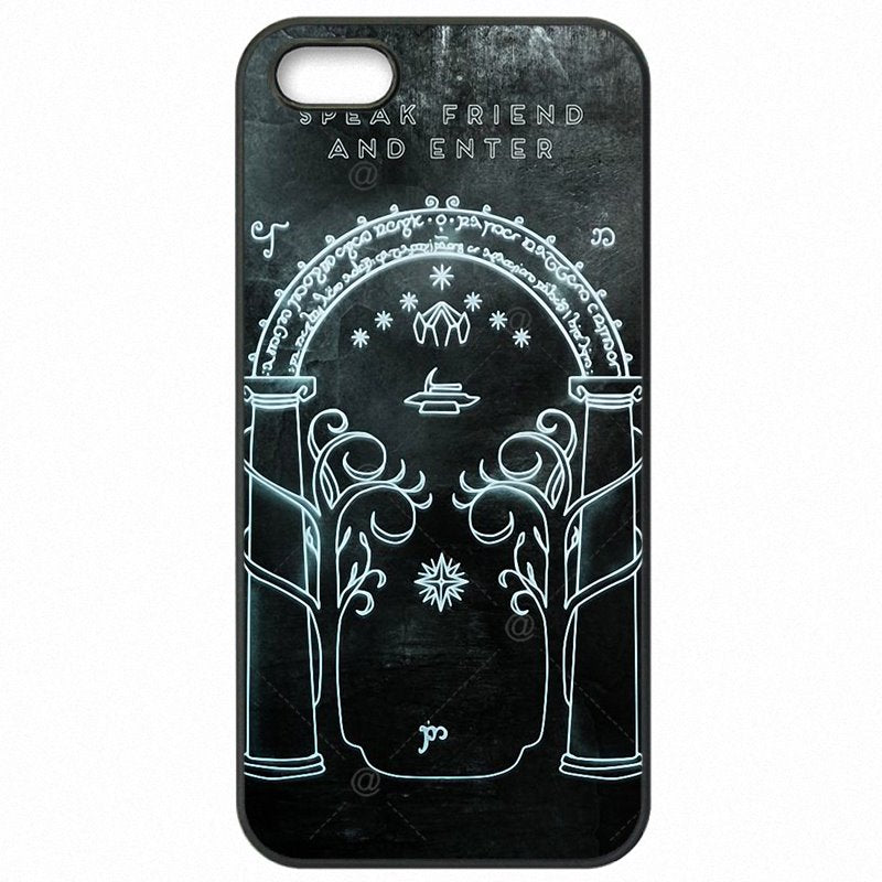 Stylish For Galaxy Core Prime G360G the hobbit and the lord of the rings Poster Accessories Phone Shell Case