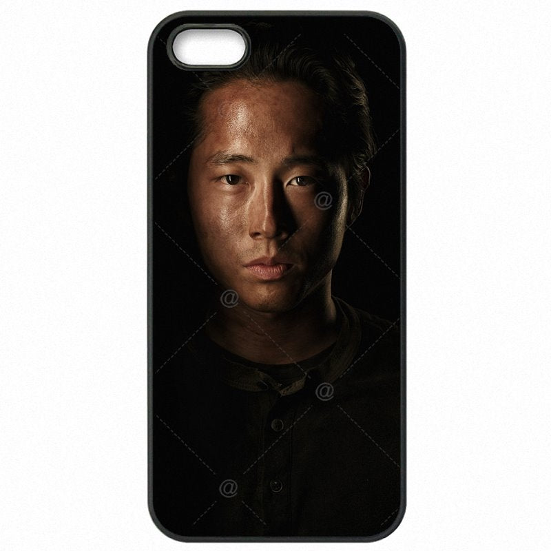 Best Discount the walking dead Glenn Steven Yeun Poster For Xiaomi Redmi 2 4.7 inch Mobile Pouch Cases