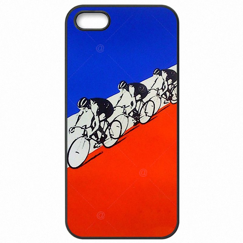 Hard Mobile Phone Cover Fundas For Galaxy J5 Prime G570F tour de france Bike cycling Poster Kid