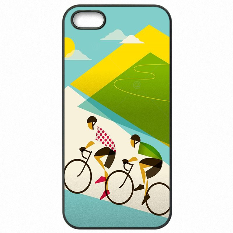 Baby For Lenovo K6 Note 5.5 inch tour de france Bike cycling Poster Hard Phone Cases