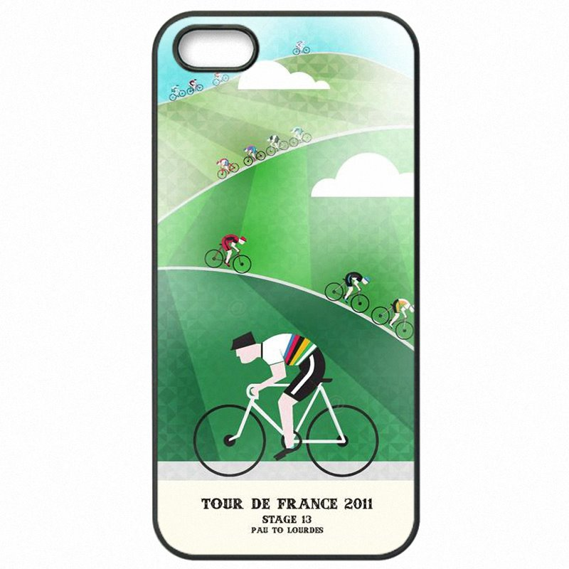 Mobile Phone Bags Shell For Galaxy A7 2016 A710M tour de france Bike cycling Poster Future