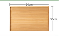 Bamboo Premium Chopping Board Two-Side Kitchen Cutting Board Dumplings Board