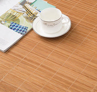 Premium Bamboo mat Best Quality AAAAA both sides natural Healthy 双面高级碳化竹席竹凉席
