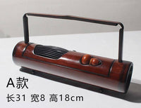 Incense Burner Natural Bamboo Handcrafted Incense Holder Artwork Home Decorarion