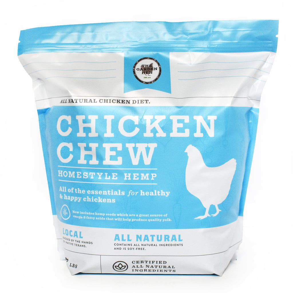 Homestyle Hemp Chicken Chew