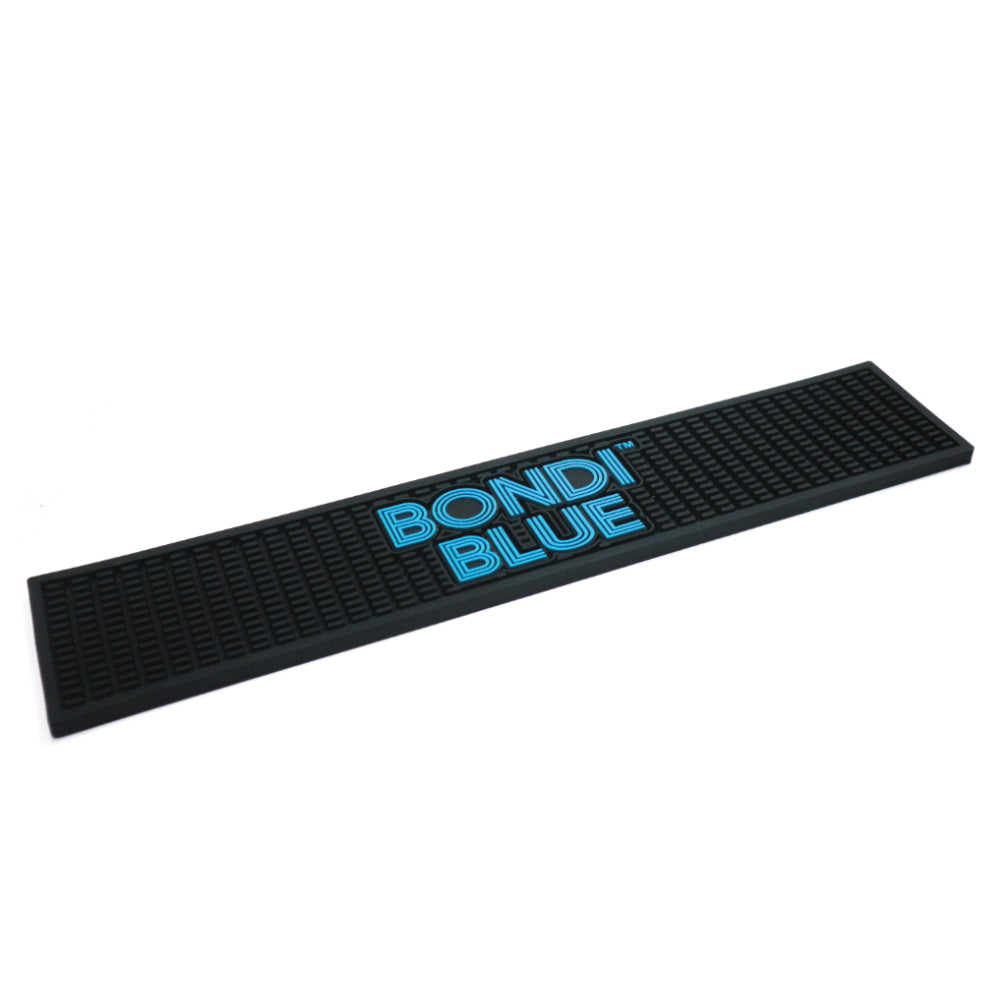 Bondi Blue Bar Mat