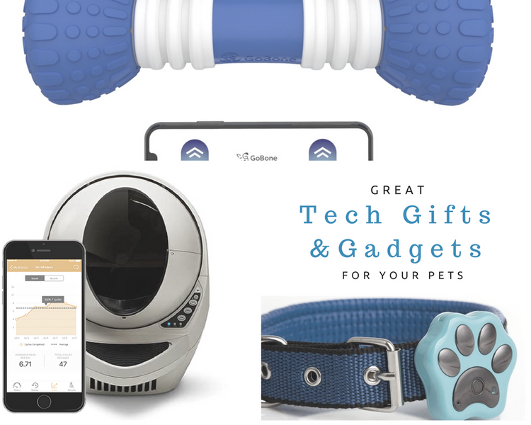Great Tech Gifts and Gadgets for your Pet!