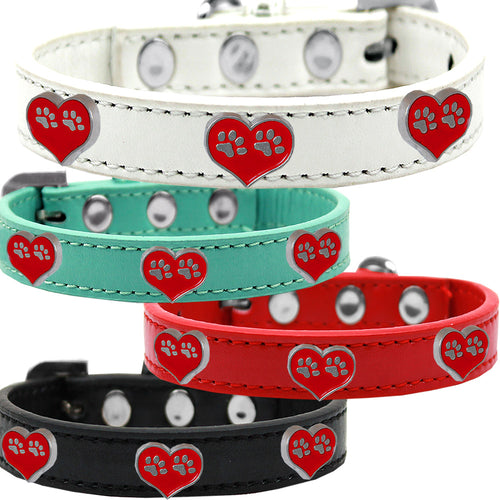 Paw Hearts Widget Collars