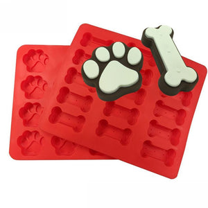2pcs Food Grade Silicone Baking Molds - Four Legs Boutique