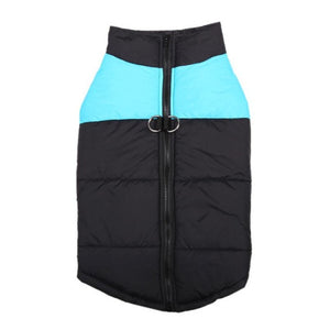 waterproof winter vest - Four Legs Boutique