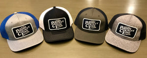 """PCL CLASSIC LOGO"" SNAPBACK PATCH HAT - MULTIPLE COLORS"