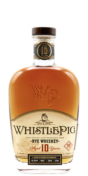 Whistle Pig 10 Year
