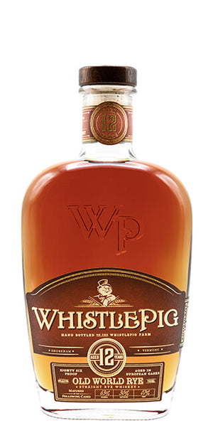 Whistle Pig 12 Year Cask Finish