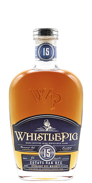 Whistle Pig 15 Year