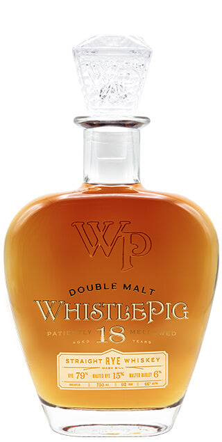 Whistle Pig 18 Year Double Malt