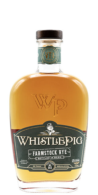 Whistle Pig Farm Stock Rye #3