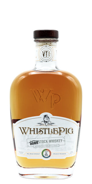 Whistle Pig Homestock