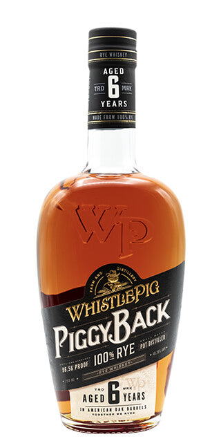 Whistle Pig 6 Year Piggyback Rye