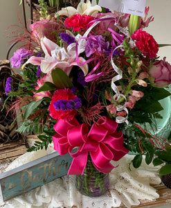 Medium Floral Arrangement