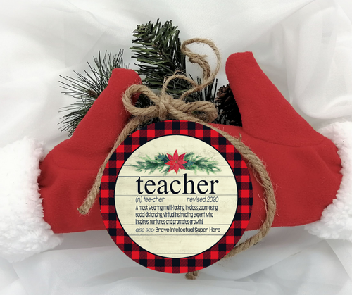 Teacher Ornaments
