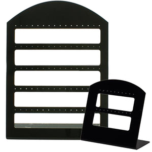 Jewellery Display Stand 2 Pack - Mikmat Designs Earrings Laser Cut Designs