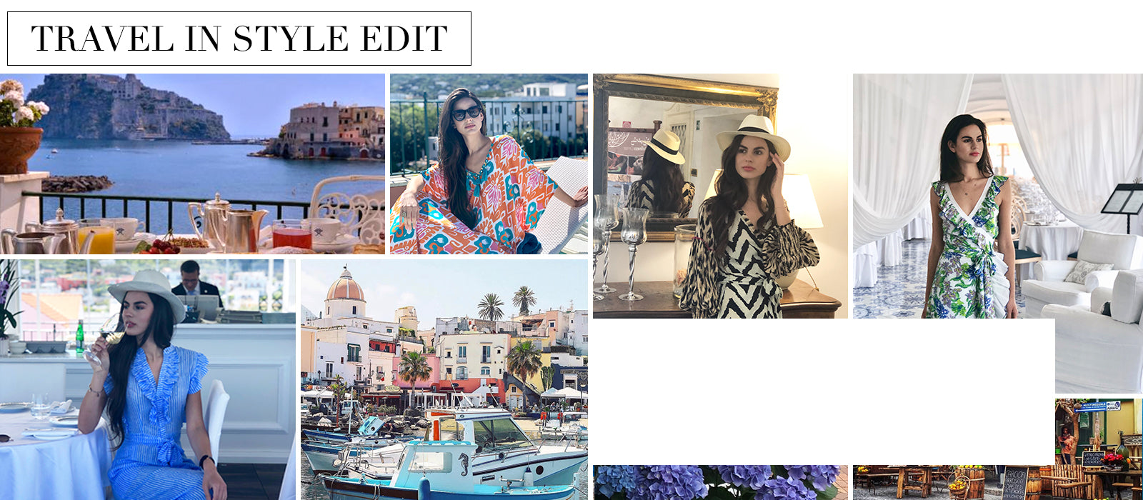 Travel in Style Edit