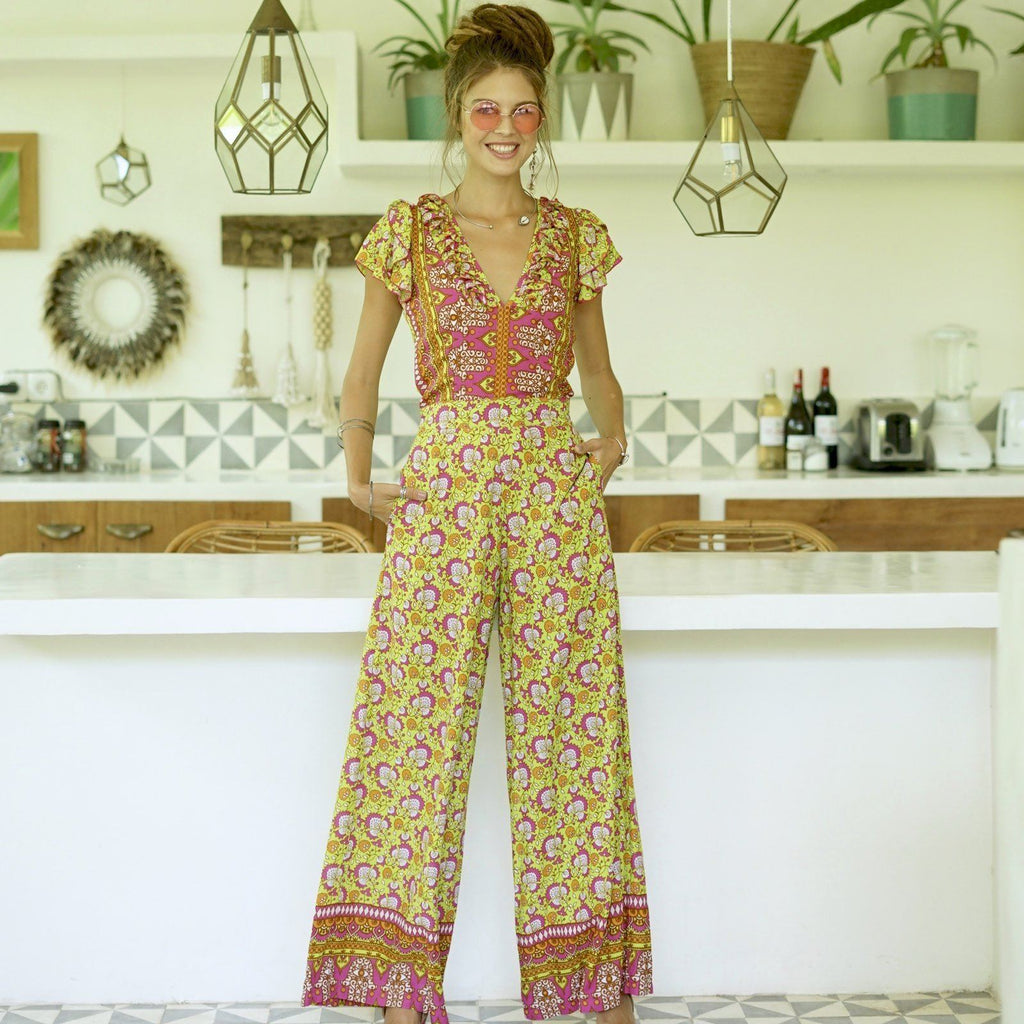 BEWITCHED JUMPSUIT jumpsuit Feather & Find