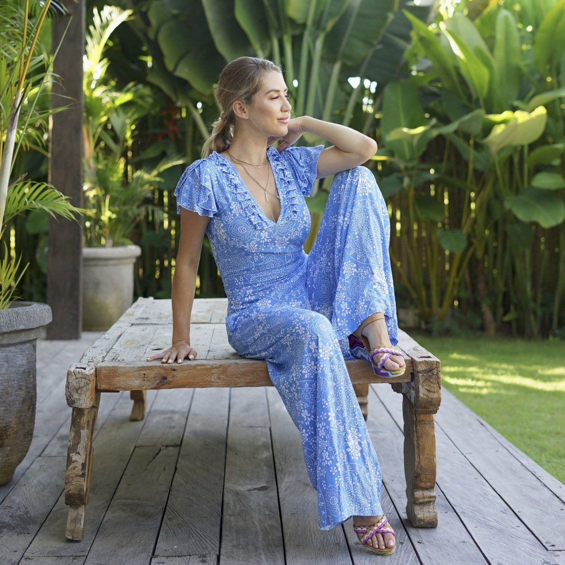 BEWITCHED JUMPSUIT *** jumpsuit Feather & Find