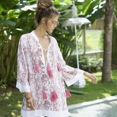 CENTAURI DREAMS KAFTAN Kaftan Feather & Find