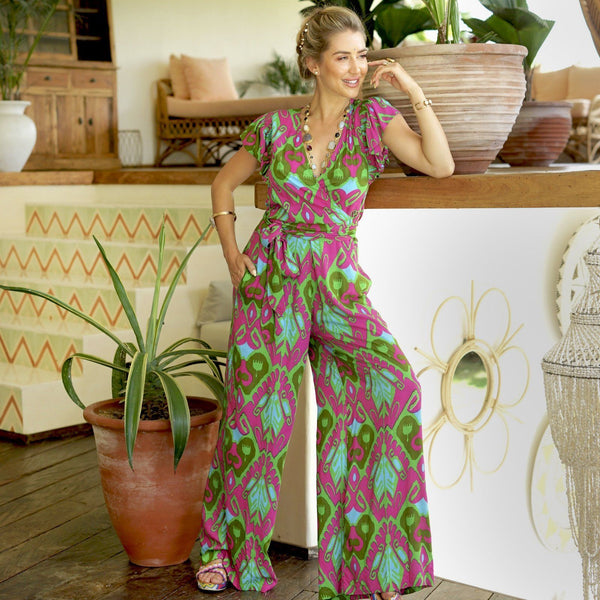 CHANTIKA JUMPSUIT jumpsuit Feather & Find