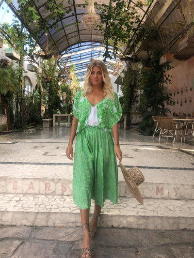 Alexandrine Dress Dress Feather & Find