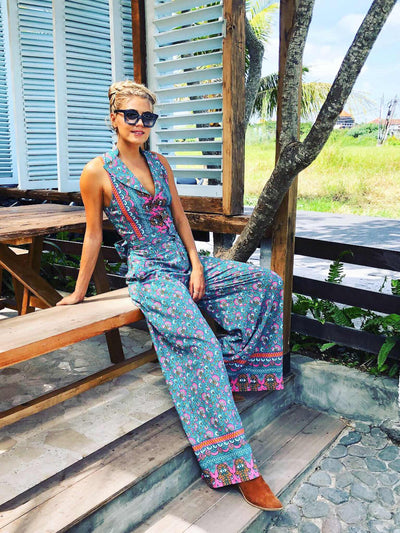 Shala Jumpsuit Jumpsuit Feather & Find