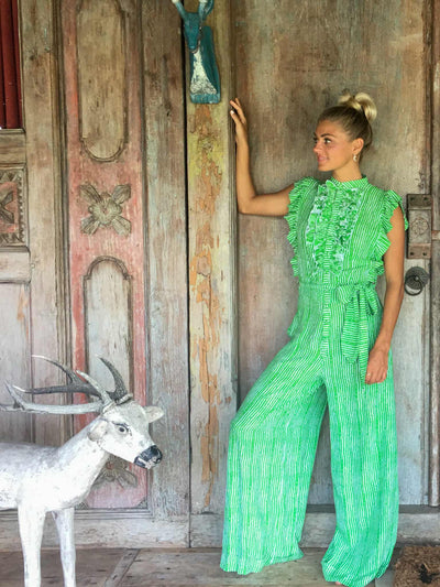 Emanuelle Jumpsuit Jumpsuit Feather & Find
